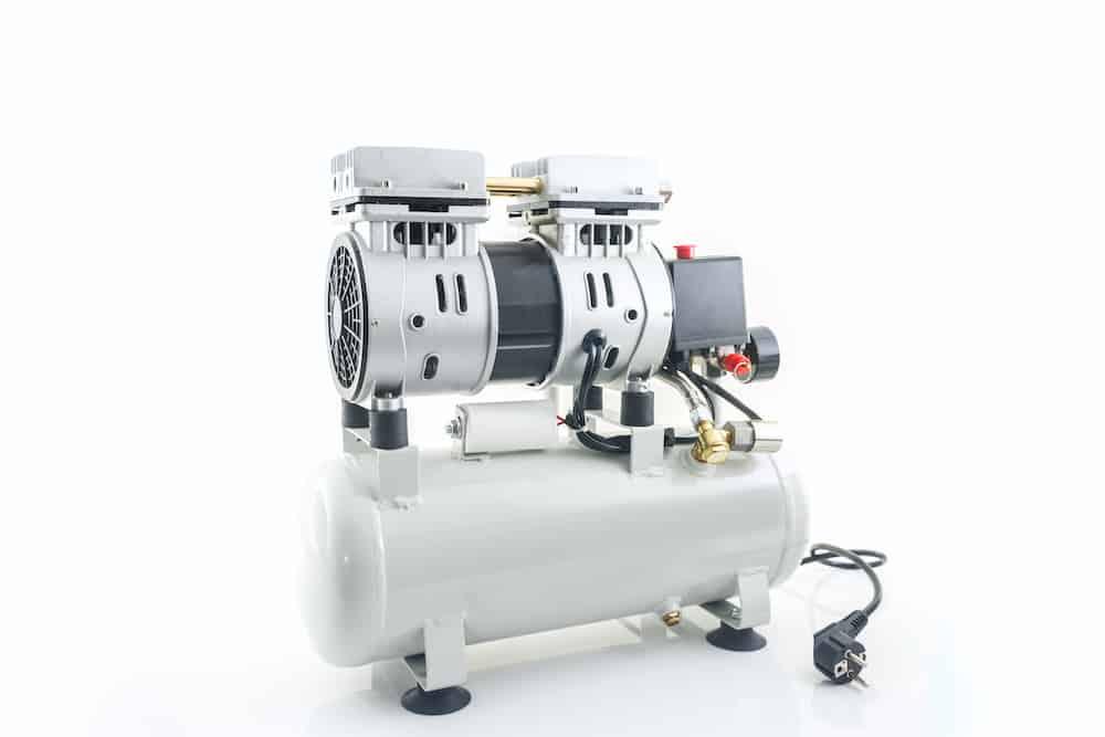 california air compressor review