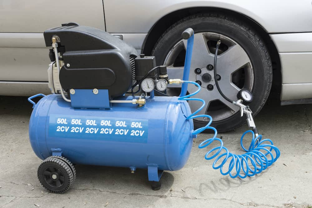 what size air compressor do i need for air tools