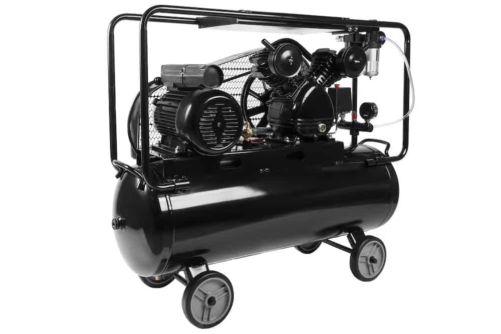 husky air compressor review